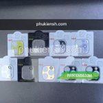 Cường lực camera ip11 mạ màu